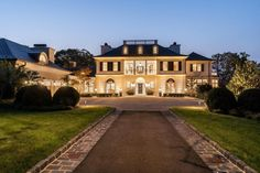 7979 E Boulevard Dr, Alexandria, VA, 22308 | realtor.com® House Foundation, Mount Vernon, Entrance Gates, George Washington, Luxury Homes, Luxury Mansions, Closer, Real Estate, House Styles