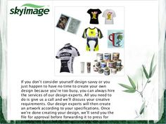 Sublimation : Sublimation Paper Printing with Graphics