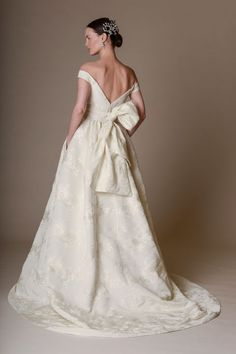 Marchesa Spring 2016 Designer Wedding Dresses - Couture Wedding Dress Designers