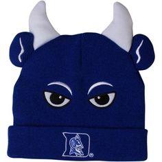 Duke Blue Devils Mascot Knit Hat - Duke Blue