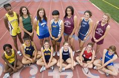 View the latest photos & pictures for %s high school prep sports, athletes pics and more at %s. Track Pictures, Sports Pictures, Senior Pictures, Senior Pics, Team Picture Poses, Picture Ideas, Photo Ideas, Country Poses, Patriots News