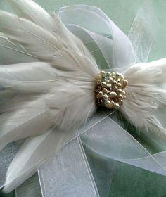 Feather Wedding Inspiration