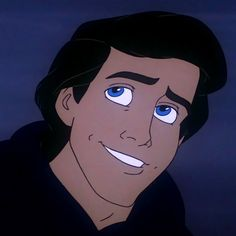Prince Eric - The most handsome and active princes of all the disney movies. Just look at those stunning blue eyes, and the way his smile just draws you in… *sigh* Oh Prince Eric, you're the one I've been looking for!