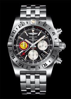 BREITLING Chronomat 44 GMT »Patrouille Suisse 50th Anniversary«