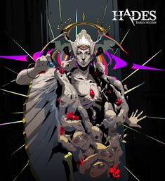 Hades, Character Concept, Character Art, Concept Art, Artemis, Fantasy Characters, Anime Characters, Gods And Goddesses, Greek Mythology