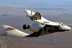 Scaled Composites: Builder of SpaceShipTwo