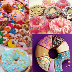 Donuts! Delicious Donuts, Yummy Yummy, Dunkin Donuts, Doughnuts, Business Ideas, Sugar And Spice, Group Meals, Awesome Food, Good Food