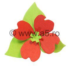 Kit Floare De Hartie 100 piese