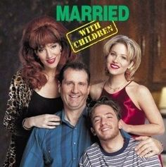 Married with children. The Bundy family.