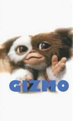 GIZMO GREMLINS Horror Movie Characters, Horror Movies, Minion Baby, Gremlins Gizmo, Mini Monster, Art Drawings Beautiful, Love And Basketball, Original Movie Posters, Arte Pop