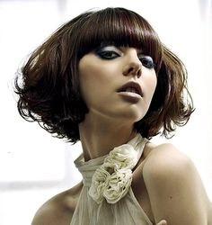 Pleasant Bobs Bob Hairstyles And Mary Quant On Pinterest Short Hairstyles Gunalazisus