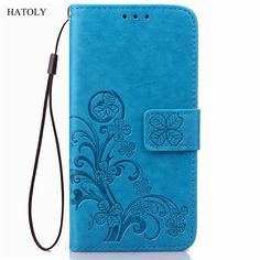 For Samsung Galaxy J1 Ace Leather Case J110 J110h Flip Wallet Case Silicone Cover Stand Magnetic Phone Bag For Samsung J1 Ace