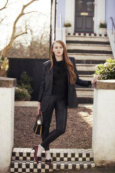 Sophie Turner - Vanidad Magazine - April 2014