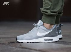 b38241f33ce5bc Nike Air Max Tavas  Wolf Grey Mens Grey Nike Shoes
