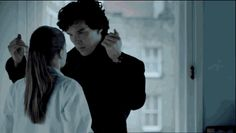 """Benedict Cumberbatch describes what sex with Sherlock would be like! """"I would be devastating"""". yes indeed."""