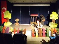 Ümraniye Belediyesi tarafından her hafta sonu çocuklar için sergilenen tiyatro oyunları, bu hafta sonu da farklı merkezlerde çocuklarla buluştu.
