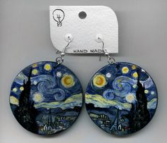 Mini Art works :) by Biayna Mahari, via Behance.  I want a Monet!