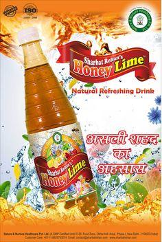 #Rehan sharbat Honey lime asli sahad ka ahsas.