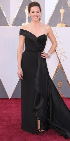 2016 Oscars Red Carpet Photos - Jennifer Garner - from InStyle.com