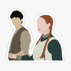 Tumblr Stickers, Phone Stickers, Preppy Stickers, Cute Stickers, Sticker Shop, Sticker Design, Gilbert And Anne, Art Hoe Aesthetic, Gilbert Blythe