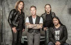 Metallica ofrecerá conciertos en Barcelona y Madrid en 2018