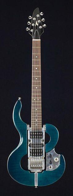 Norton Guitars | Python Guitar Thru Body