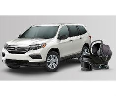Win a 2016 Honda Pilot SUV & 4moms Baby Products - http://freebiefresh.com/win-a-2016-honda-pilot-suv-4moms-baby-products/