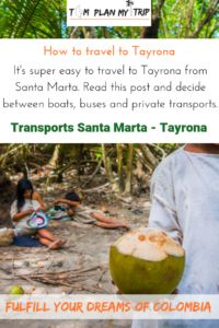 Trip Santa Marta to Tayrona Learn how to take the public bus from Santa Marta or The boat from Taganga Colombia Destinations, Colombia Travel, Amazing Destinations, Travel Destinations, Tayrona National Natural Park, Tayrona National Park, Best Travel Guides, Travel Advice, Travel Plan