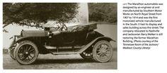 This is a 1913 or 1914 marathon 25 hp runner model Marathon Motors, Motor Works, Antique Cars, Vehicles, Model, Vintage Cars, Mathematical Model, Rolling Stock