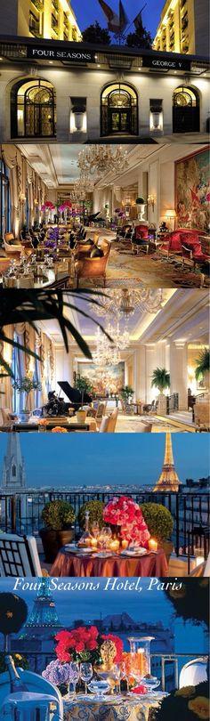 Four Seasons Hotel, Paris - $24,550 per night