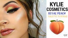 Royal Peach Palette Full Face Tutorial || Kiarra Makenzi