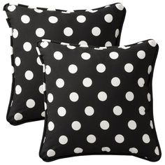 Polka Dotted Pillows!