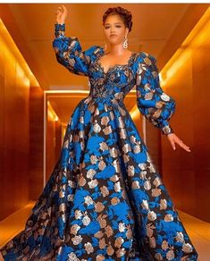 50 Latest Aso Ebi Styles For 2020 (Updated Weekly) Lovely Dresses, Elegant Dresses, Beautiful Outfits, Long Skirts Images, Tube Gown, Ankara Stil, Latest Aso Ebi Styles, Off Shoulder Gown, Bold Fashion