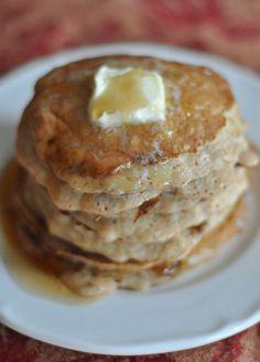 Apple Pancakes~ great for Fall- breakfast or dinner.