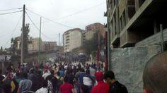 POUR L'INDEPENDANCE KABYLE !: La marche du 20 avril réprimée à Tizi-Ouzou