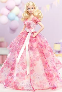 Birthday Wishes® Barbie® Doll | Barbie Collector