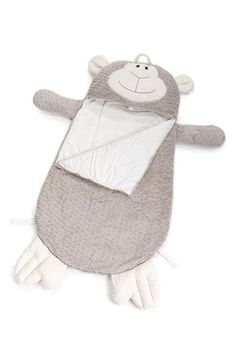 Nat & Jules Animal Sleeping Bag (Toddler)