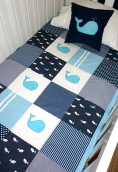 Idea to share with Megan for her baby room. @Megan Roginsky what do you think of this quilt?!