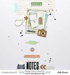 * Notes * (Dani Peuss Julikit)