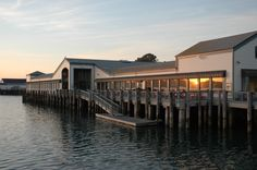 Tides Wharf Dock