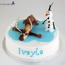 cake frozen - Buscar con Google