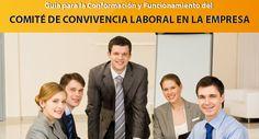 SGSST | Guía para la conformación y Funcionamiento del Comité de Convivencia Laboral.
