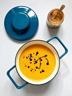 ziiikocht: Kürbissuppe mit Aschanti und die versprochene Buchverlosung