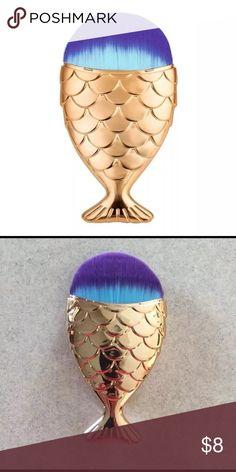 Fantasy Mermaid makeup Brush Fantasy Mermaid makeup Brush Makeup Brushes & Tools