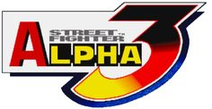 street fighter alpha 3 logo - Google Search