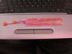 Crazy Glue Bookmark!