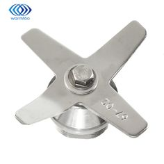 Replacement Stainless Steel Wet Ice Crossed Blade Blender spare parts  For Vitamix Blenders 70x45mm