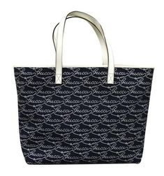 Gucci Navy and White Canvas Tote Bag Leather Large Handbag * For more information, visit image link. New Handbags, Large Handbags, Gucci Handbags, Pink Tote Bags, Canvas Tote Bags, Leather Evening Bags, Designer Handbags On Sale, Leather Bag, Canvas Leather