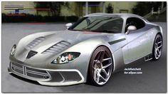 The 2013 SRT Viper from Dodge: Renderings from Allpar Readers 2015 Ford Mustang, Viper Gts, Dodge Viper, Pontiac Grand Prix, Us Cars, Sport Cars, Mercedes Slr, Cover Letter Design, Most Expensive Car
