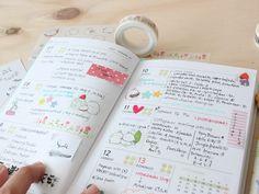 Weinig Hannah: Ideeën om uw planning te versieren in september